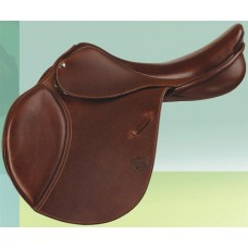 PESSOA A/O AMS EXCHANGE ENGLISH LEATHER SADDLE, GRAINEDANTIQUE TOBACCO