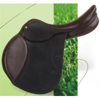 PESSOA GEN-X PRESTIGE SADDLE with XCHANGE, WAXY SMOOTH DARKHAVANA