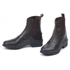 OVATION AEROS LADIES SHOW ZIP PADDOCK BOOT