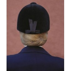 AERBORN DOUBLE THICK HAIRNETS, PACKAGE OF 2
