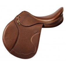 OVATION PALERMO SADDLE with EXCHANGE GULLET, MEDIUM BROWN