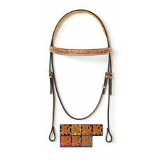 MESQUITE CANYON COMFORT CROWN HEADSTALL