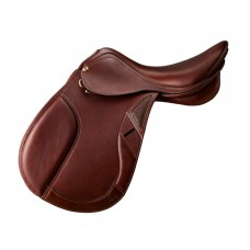 PESSOA T/T XCHANGE SADDLE, MEDIUM BROWN