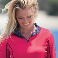 ROMFH LADIES CHILL FACTOR LONG SLEEVE SUNSHIRT