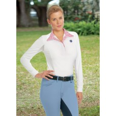 ROMFH COMPETITOR SIGNATURE LADIES LONG SLEEVE SHOW SHIRT