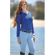 ROMFH GABRIELLA SILICONE KNEE PATCH BREECH
