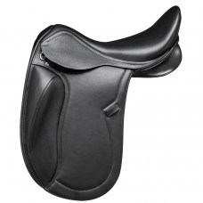 PDS CARL HESTER DELICATO MONOFLAP DRESSAGE SADDLE WITH SHORT BLOCK