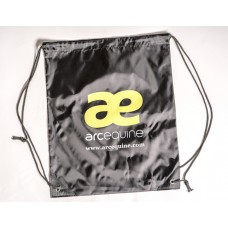 ARCEQUINE DRAWSTRING BAG