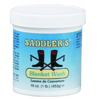 J.M SADDLER BLANKET WASH, 454 GM
