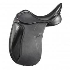 PDS CARL HESTER GRANDE II DOUBLE FLAP DRESSAGE SADDLE