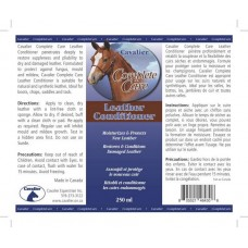 CAVALIER COMPLETE CARE LEATHER CONDITIONER, 500 ML