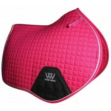 WOOF COLOUR FUSION CLOSE CONTACT SADDLE PAD