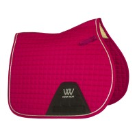 WOOF COLOUR FUSION CLOSE CONTACT PONY SADDLE PAD
