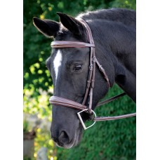 HDR PRO STREES FREE FANCY STITCHED BRIDLE