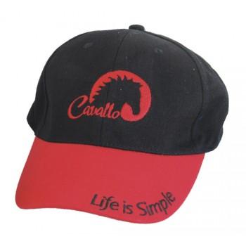 CAVALLO LIFE IS SIMPLE CAP