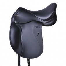 TEKNA SMOOTH SEAT DRESSAGE SADDLE MEDIUM,MEDIUM WIDE,WIDE