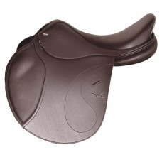 TEKNA S4 SMOOTH SEAT JUMPING SADDLE MEDIUM WIDE