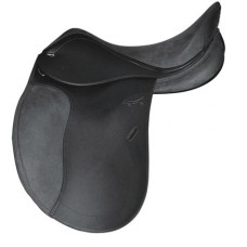 TEKNA S8 SMOOTH SEAT DRESSAGE SADDLE MEDIUM WIDE