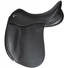 TEKNA S8 SUEDE SEAT DRESSAGE SADDLE MEDIUM WIDE