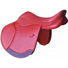 LETEK LEATHER/SYNTETIC JUMPING SADDLE