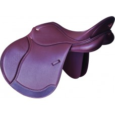 LETEK LEATHER/SYNTETIC AP SADDLE