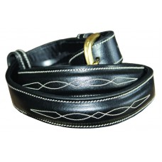 EQUINE COUTURE FANCY LEATHER BELT