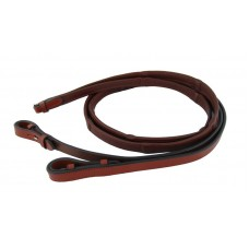 HDR PRO 5/8 inch BONDED LEATHER REINS