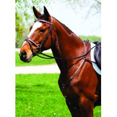 HDR PRO PADDED DIAMOND BRIDLE