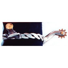 SIERRA LADIES STAINLESS STEEL TWISTED WIRE SPUR