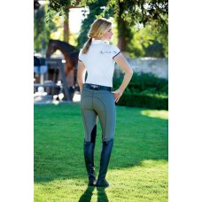 ROMFH LADIES DENIM EURO SEAT KNEE PATCH BREECH