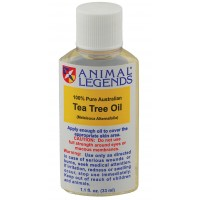 ANIMAL LEGENDS TEA TREE OIL PURE, 32 ML