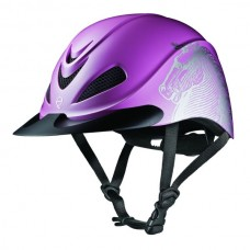 TROXEL LIBERTY ANTIQUUS LOW PROFILE SCHOOLING HELMET