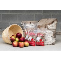 APPLE SNACKS DISPLAY, 12 x 500 GM