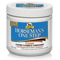 ABSORBINE HORSEMENS ONE STEP LEATHER CARE, 425 GM