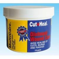 CUT HEAL MULTICARE OINTMENT JAR, 113 GM