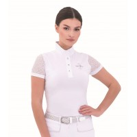 FAIRPLAY CECILE COMPETITION SHORT SLEEVE SHOW SHIRT