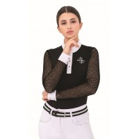 FAIRPLAY CECILE COMPETITION LONG SLEEVE SHOW SHIRT