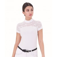 FAIRPLAY LUCIA COMPETITION SHORT SLEEVE SHOW SHIRT