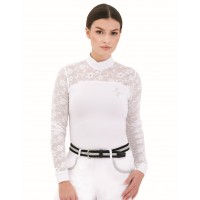 FAIRPLAY LUCIA COMPETITION LONG SLEEVE SHOW SHIRT