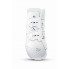 VEREDUS ABSOLUTE REAR DRESSAGE BOOTS BY ISABELL WERTH WITH ELASTIC CLOSURE