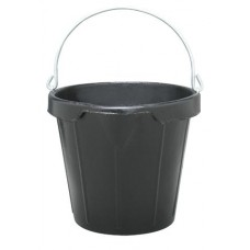 FORTEX RUBBER PAIL FOR BIG JOBS 17 LITRE