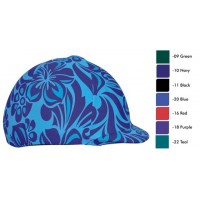 JAMMIES LYCRA SOLID COLOUR HELMET COVER