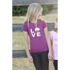 IRIDEON KID'S LOVE SHORT SLEEVE TEE