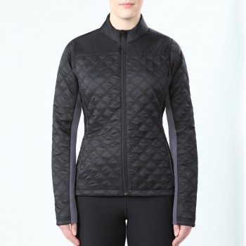 IRIDEON LADIES VINYASA QUILTED JACKET