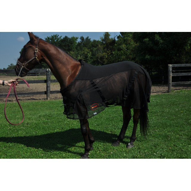VET THERAPY THEREPEUTIC MESH HORSE RUG WITH FAR INFRARED c771036e8