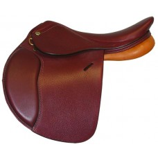 CLUB HDR CLOSE CONTACT SADDLE, OAKBARK