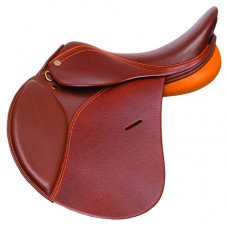 CLUB HDR ALL PURPOSE SADDLE, OAKBARK
