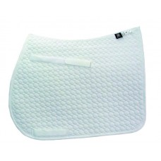 MATTES LIGHT SQUARE DRESSAGE PAD, WHITE