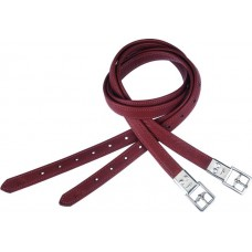 PESSOA HIDE COVERED STIRRUP LEATHERS
