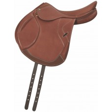 HDR ELECTRA MONO FLAP COVERED SADDLE